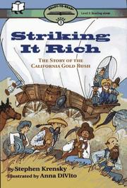 STRIKING IT RICH by Stephen Krensky