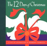 THE TWELVE DAYS OF CHRISTMAS by Robert Sabuda