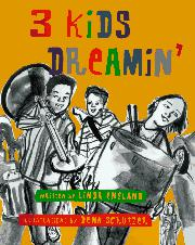3 KIDS DREAMIN' by Linda England