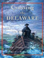 CROSSING THE DELAWARE by Louise Peacock