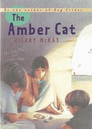 THE AMBER CAT by Hilary McKay