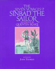 THE SEVEN VOYAGES OF SINBAD THE SAILOR by John Yeoman