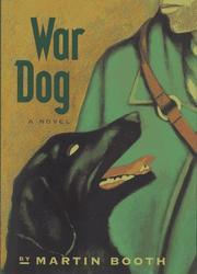 WAR DOG by Martin Booth
