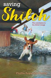 SAVING SHILOH by Phyllis Reynolds Naylor