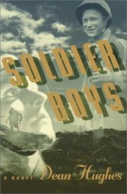Cover art for SOLDIER BOYS