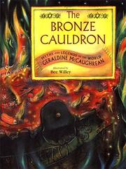 THE BRONZE CAULDRON by Geraldine McCaughrean