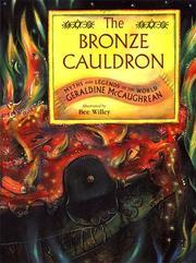 THE BRONZE CAULDRON by Geraldine McCaughrean