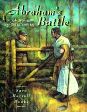 ABRAHAM'S BATTLE by Sara Harrell Banks