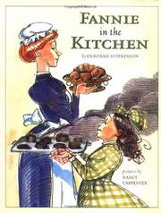 Cover art for FANNIE IN THE KITCHEN