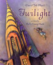 TWILIGHT by Holly Huth