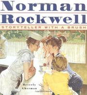NORMAN ROCKWELL by Beverly Gherman