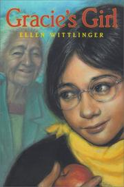 GRACIE'S GIRL by Ellen Wittlinger