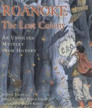 Book Cover for ROANOKE: THE LOST COLONY