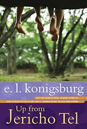UP FROM JERICHO TEL by E.L. Konigsburg
