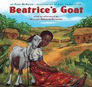 Cover art for BEATRICE'S GOAT
