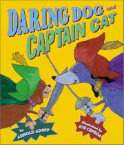 Cover art for DARING DOG AND CAPTAIN CAT