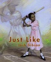 Cover art for JUST LIKE JOSH GIBSON
