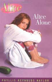 Cover art for ALICE ALONE