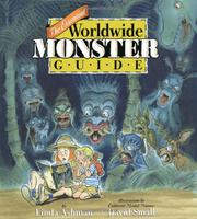 Cover art for THE ESSENTIAL WORLDWIDE MONSTER GUIDE