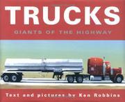 TRUCKS by Ken Robbins