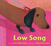Book Cover for LOW SONG