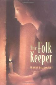Book Cover for THE FOLK KEEPER