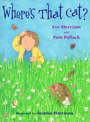 WHERE'S THAT CAT? by Eve Merriam