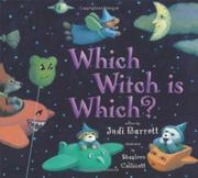 Cover art for WHICH WITCH IS WHICH?