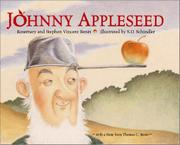 JOHNNY APPLESEED by Rosemary Benét