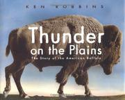 Book Cover for THUNDER ON THE PLAINS
