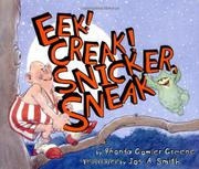 Cover art for EEK! CREAK! SNICKER, SNEAK