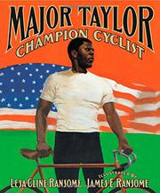 Cover art for MAJOR TAYLOR, CHAMPION CYCLIST