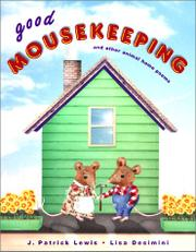 GOOD MOUSEKEEPING by J. Patrick Lewis