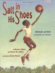 SALT IN HIS SHOES by Deloris Jordan
