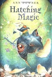 Cover art for HATCHING MAGIC