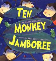 TEN MONKEY JAMBOREE by Dianne Ochiltree