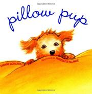 PILLOW PUP by Dianne Ochiltree