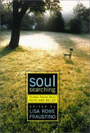 Cover art for SOUL SEARCHING
