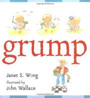 GRUMP by Janet S. Wong