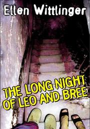 Cover art for THE LONG NIGHT OF LEO AND BREE
