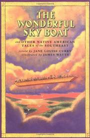THE WONDERFUL SKY BOAT by Jane Louise Curry
