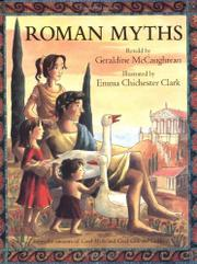 ROMAN MYTHS by Geraldine McCaughrean