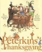 Book Cover for THE PETERKINS' THANKSGIVING