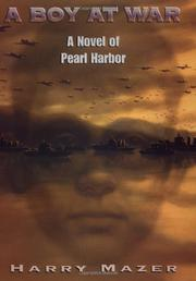 Book Cover for A BOY AT WAR