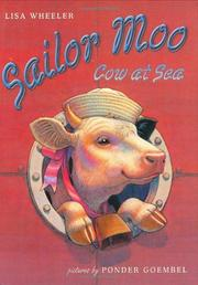 SAILOR MOO by Lisa Wheeler