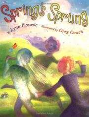 Cover art for SPRING'S SPRUNG