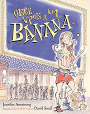 Book Cover for ONCE UPON A BANANA