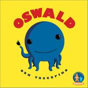 OSWALD THE OCTOPUS by Dan Yaccarino