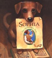 SOPHIA, THE ALCHEMIST'S DOG by Shelley Jackson