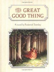Cover art for THE GREAT GOOD THING